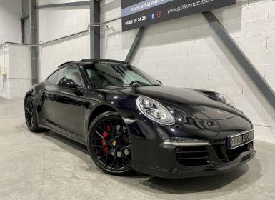 Achat Porsche 911 CARRERA COUPE Coupé Essence sans plomb Noir Occasion