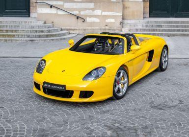 Vente Porsche 911 Carrera GT *Jaune Vitesse* Occasion