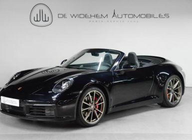 Porsche 911 CARRERA S CABRIOLET TYPE 992 Neuf
