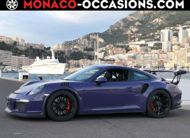 Voiture Porsche 911 Coupe 4.0 500ch PDK GT3 RS Occasion