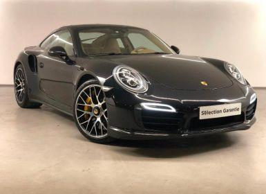 Vente Porsche 911 Coupe Turbo S Occasion