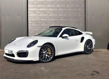 Vente Porsche 911 coupe turbo s 560 cv Occasion