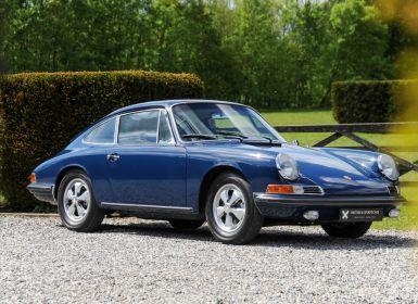 Vente Porsche 911 PORSCHE 911 2.0 S (AVEC TOIT OUVRANT ÉLECTRIQUE D'USINE) 1967 Occasion
