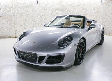 Vente Porsche 911 PORSCHE 911 (991) (2) CABRIOLET 3.0 450 CARRERA GTS PDK Leasing