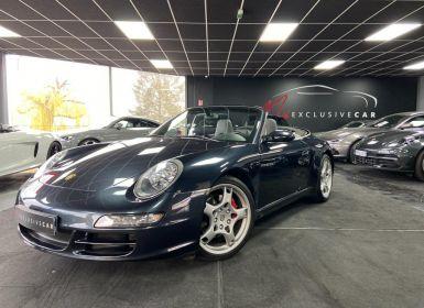 Porsche 911 PORSCHE 911 997 (1) CARRERA S 355 Ch CABRIOLET Boite Mécanique