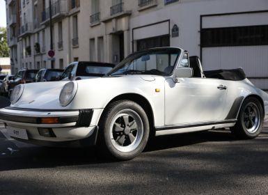 Vente Porsche 911 PORSCHE 911 CARRERA CABRIOLET 3.2 231CV Occasion