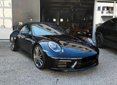 Vente Porsche 911 PORSCHE 911 TYPE 992 CABRIOLET 3.0l 450 CARRERA 4S Occasion