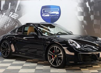 Vente Porsche 911 Porsche 991 carrera 4s pdk 420ch / origine france / pack chrono sport / to / bose / pse / camera Occasion
