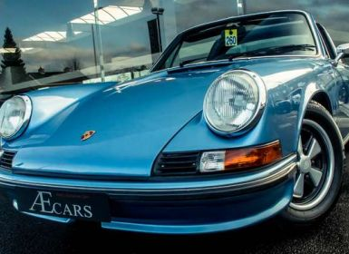 Achat Porsche 911 S - TARGA - MANUAL - MATCHING NUMBERS Occasion