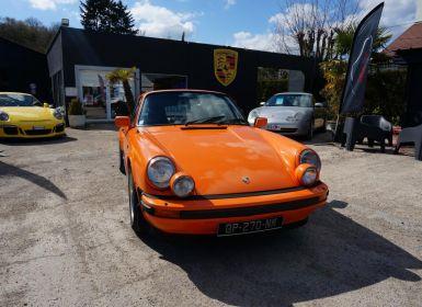 Vente Porsche 911 SC 3.0L Occasion