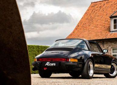 Porsche 911 SC TARGA 3.0 - MANUAL - LEATHER - RADIO