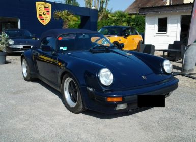 Porsche 911 SPEEDSTER 3.2L TURBO LOOK Occasion