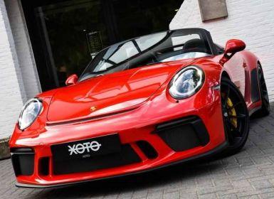 Vente Porsche 911 Speedster 4.0 Occasion