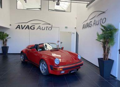 Vente Porsche 911 Speedster Carrera 3.2 Coupe 218 cv Turbo-Look Occasion