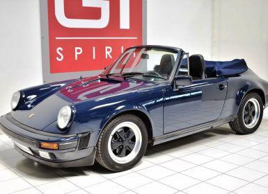 Vente Porsche 911 Speedster PORSCHE  911 3.2L Cabriolet Occasion