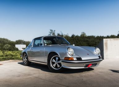 Achat Porsche 911 Targa 2.4 S 1973 **Matching Numbers** Occasion