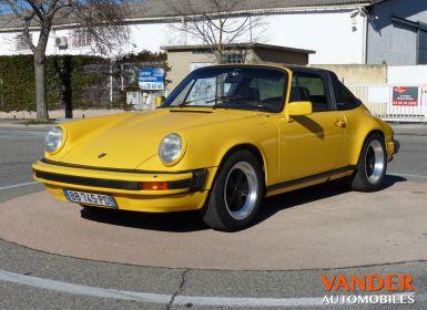 Vente Porsche 911 Targa 2.7 Occasion