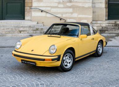 Achat Porsche 911 Targa 2.7 *Talbot Yellow* Occasion