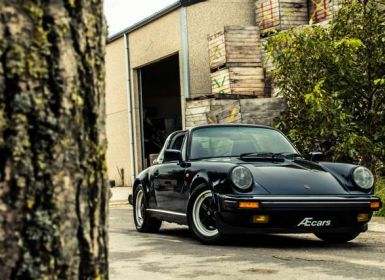Porsche 911 TARGA 3.2 5 SPEED - RADIO - HEATED SEATS