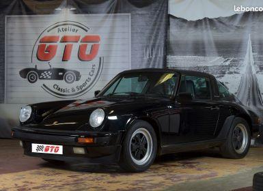 Vente Porsche 911 Targa 3,2 boite g50 Occasion