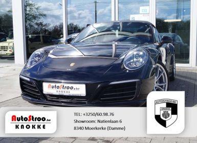 Porsche 911 Targa 4 3.0 991 phII NAVI ADAPT CRUISE SPORTUITLAAT Occasion