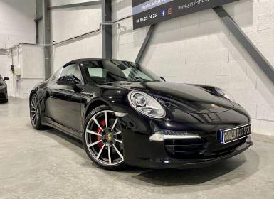 Achat Porsche 911 Targa 4S 3.8i 400 PDK Occasion
