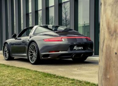 Porsche 911 TARGA 4S SPORT EXHAUST - 20' SPYDER WHEELS