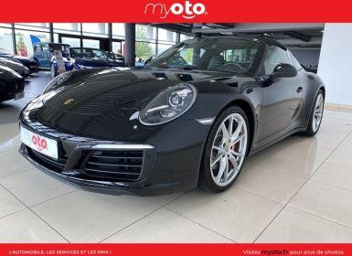 Voiture Porsche 911 Targa (991) 3.0 420CH 4S PDK Occasion
