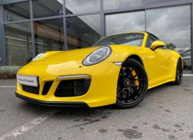 Achat Porsche 911 Targa (991) 3.0 450CH 4 GTS Occasion
