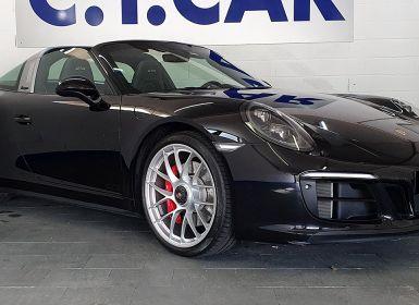 Vente Porsche 911 Targa 991 4 GTS Occasion