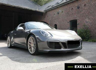 Achat Porsche 911 Targa 991 4 GTS EXLUSIVE MANUFAKTUR EDITION  Occasion