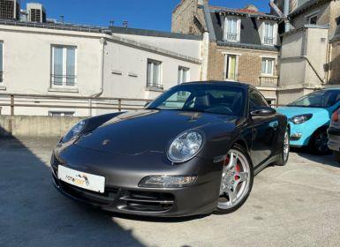 Vente Porsche 911 Targa (997) 4S Occasion