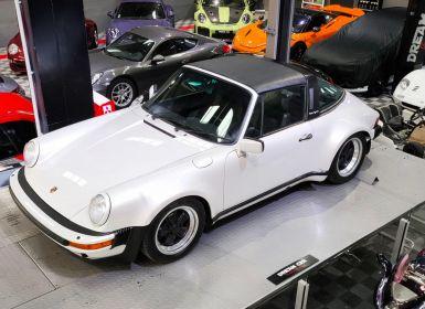 Porsche 911 Targa PORSCHE 911 TARGA 3.2L CARRERA TURBO LOOK USINE Occasion