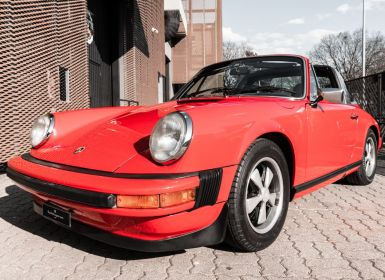 Vente Porsche 911 Targa S 2.7 Occasion