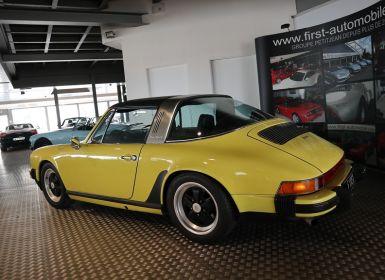 Acheter Porsche 911 Targa S 2.7 L S 2.7 L 175CV Occasion