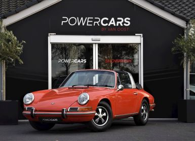 Porsche 911 Targa Softwindow Occasion