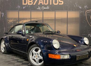 Achat Porsche 911 TURBO 965 3.3 HISTORIQUE COMPLET Occasion