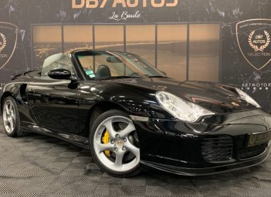 Porsche 911 TURBO CAB. 3.6i Turbo S Tiptronic Occasion