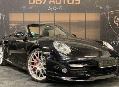 Achat Porsche 911 TURBO CABRIOLET 3.8 Turbo PDK Occasion