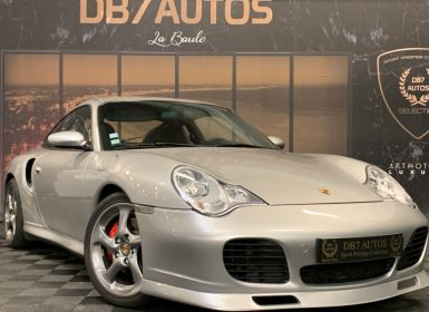 Voiture Porsche 911 TURBO COUPE 3.6i Turbo Tiptronic S Occasion