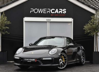 Vente Porsche 911 TURBO S | FACELIFT | 580 PK | FULL BLACK Occasion