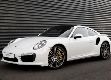 Voiture Porsche 911 Turbo S Occasion