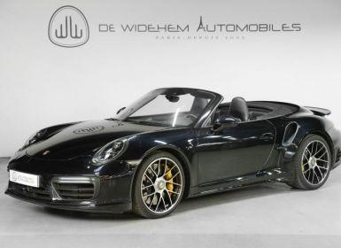 Vente Porsche 911 TYPE 991 .2 TURBO S CABRIOLET 580CH Occasion