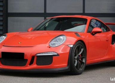Porsche 911 TYPE 991 4.0 L 500 CH GT3 RS 1 main etat neuf Occasion