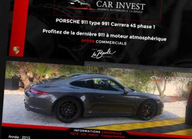 Vente Porsche 911 type 991 4s 3.8i 400 pdk 2013 Occasion