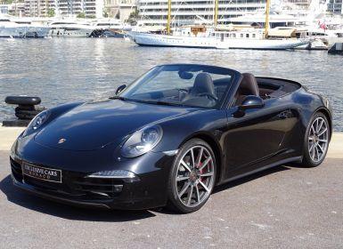 Achat Porsche 911 TYPE 991 CARRERA 4S CABRIOLET PDK 400 CV - MONACO Occasion