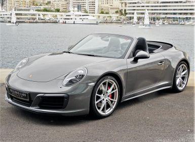 Voiture Porsche 911 TYPE 991 CARRERA 4S CABRIOLET PDK 420 CV - MONACO Occasion