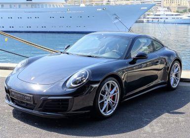 Achat Porsche 911 TYPE 991 CARRERA 4S PDK 420 CV - MONACO Occasion