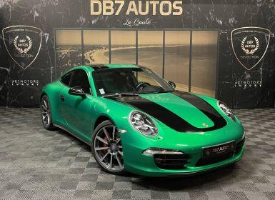 Porsche 911 Type 991 Carrera 4S PDK Covering Vert