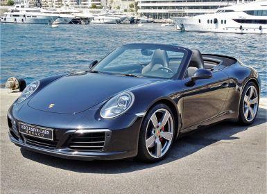 Vente Porsche 911 TYPE 991 CARRERA S CABRIOLET PDK 420 CV - MONACO Occasion